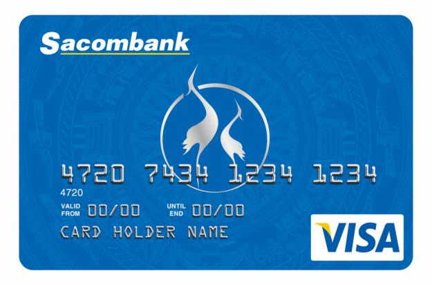 Thẻ tín dụng quốc tế Sacombank có tính năng và tiện ích như thế nào