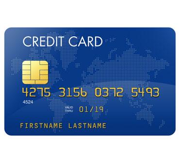 Qui trình làm và sử dụng thẻ tín dụng