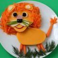 Bánh sandwich vua sư tử