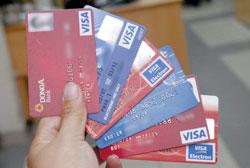 Bảy lợi ích khi dùng thẻ tín dụng