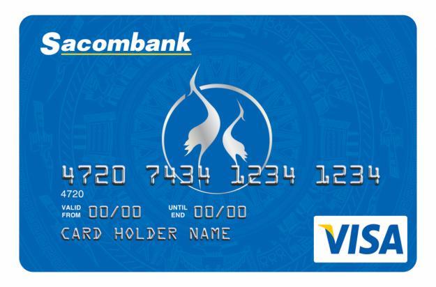 Thẻ tín dụng quốc tế Sacombank có tính năng và tiện ích như thế nào
